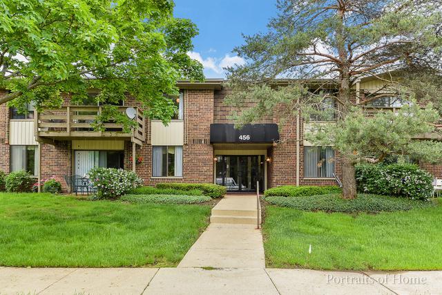 456 Raintree Court 2A, Glen Ellyn, IL 60137 (MLS #10400051) :: Lewke Partners