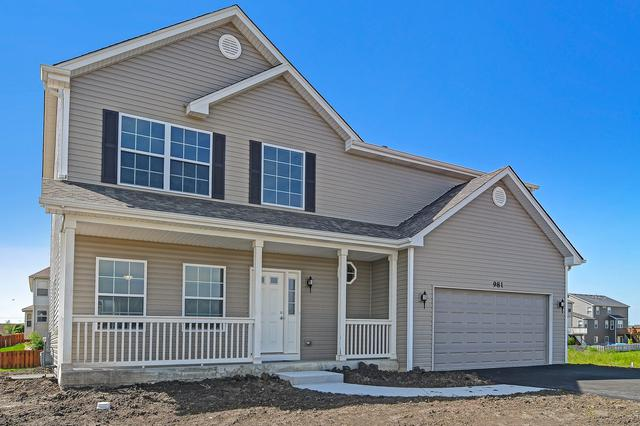 Lot 9 Somerset Court, New Lenox, IL 60451 (MLS #10400479) :: Berkshire Hathaway HomeServices Snyder Real Estate