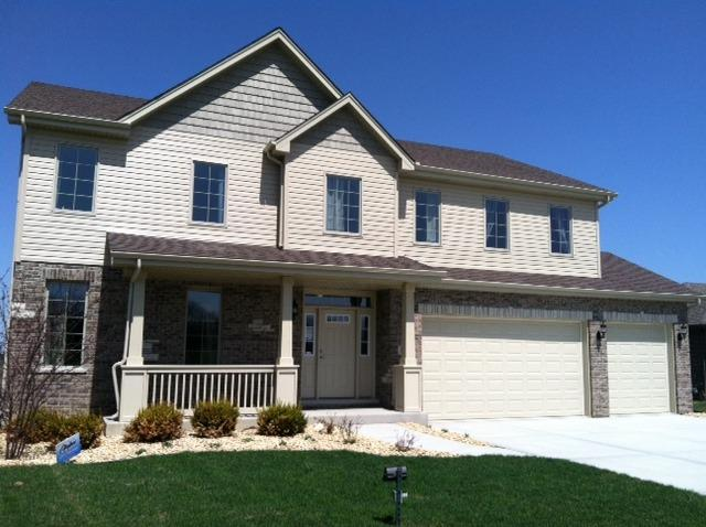 1784 Somerset Court, New Lenox, IL 60451 (MLS #10400499) :: Berkshire Hathaway HomeServices Snyder Real Estate