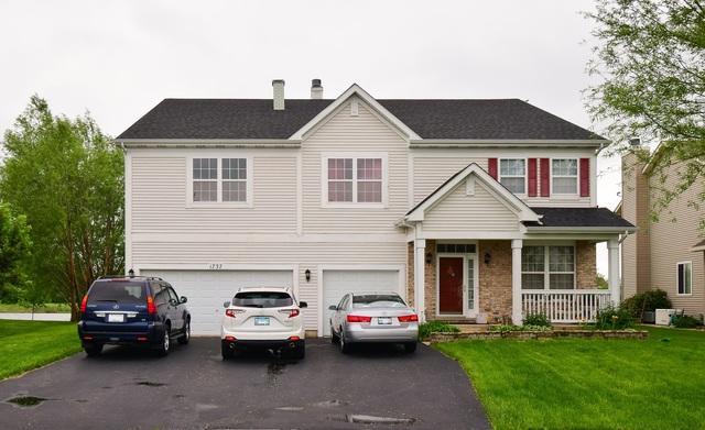 1737 Ariana Drive, Bartlett, IL 60103 (MLS #10400639) :: HomesForSale123.com