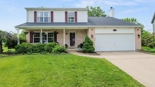 1216 Laurakriss Court, Plainfield, IL 60586 (MLS #10400647) :: The Wexler Group at Keller Williams Preferred Realty