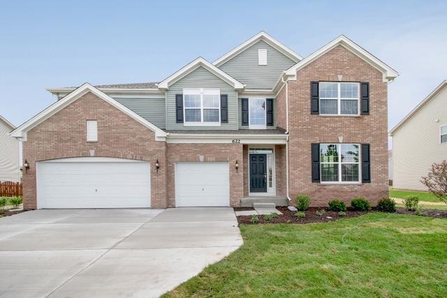 622 S Edgewater Lane, Shorewood, IL 60404 (MLS #10400804) :: Touchstone Group
