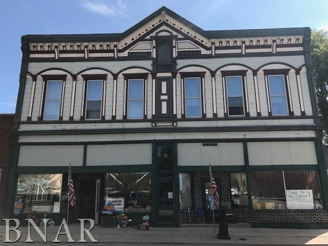 412 Locust Street, Delavan, IL 61734 (MLS #10401471) :: Angela Walker Homes Real Estate Group