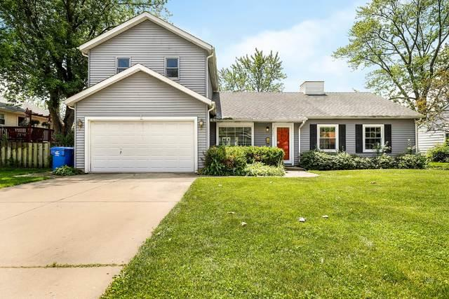 3437 Ashley Drive, Glenview, IL 60025 (MLS #10401494) :: The Spaniak Team