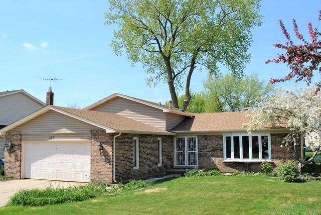 582 Mistic Harbour Lane, Schaumburg, IL 60193 (MLS #10401649) :: The Wexler Group at Keller Williams Preferred Realty