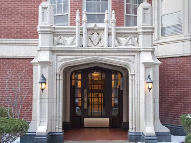 216 N Oak Park Avenue 2AA, Oak Park, IL 60302 (MLS #10402354) :: Ryan Dallas Real Estate