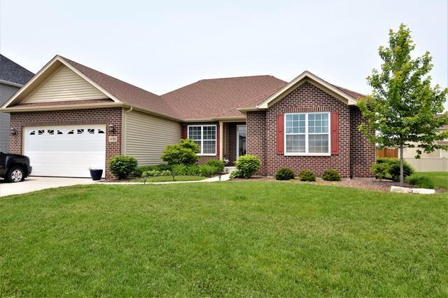 1496 S Saddlebrook Lane, Minooka, IL 60447 (MLS #10402654) :: Berkshire Hathaway HomeServices Snyder Real Estate