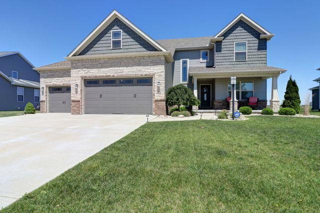 1105 English Oak Drive, Champaign, IL 61822 (MLS #10402790) :: Ryan Dallas Real Estate