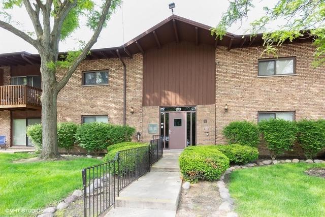 100 Willow Lane B214, Willow Springs, IL 60480 (MLS #10402816) :: Ryan Dallas Real Estate