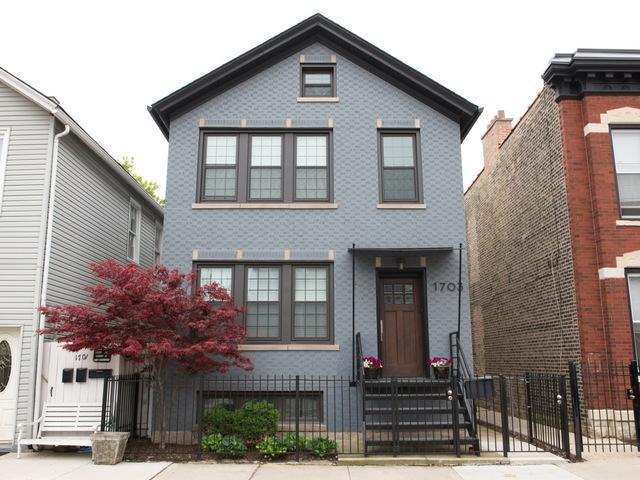 1703 W Augusta Boulevard, Chicago, IL 60622 (MLS #10403063) :: John Lyons Real Estate