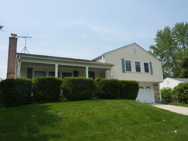 1325 Elmhurst Lane, Schaumburg, IL 60194 (MLS #10403240) :: Angela Walker Homes Real Estate Group