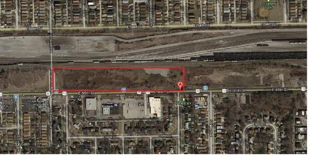 2401 E 95th Street, Chicago, IL 60617 (MLS #10403716) :: John Lyons Real Estate