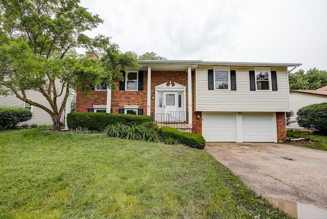 313 Armstrong Drive, Buffalo Grove, IL 60089 (MLS #10403744) :: The Perotti Group | Compass Real Estate