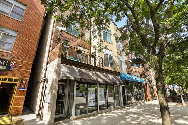 2124 W Division Street #5, Chicago, IL 60622 (MLS #10403906) :: Property Consultants Realty