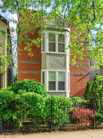 2639 W Homer Street, Chicago, IL 60647 (MLS #10404032) :: Baz Realty Network | Keller Williams Elite