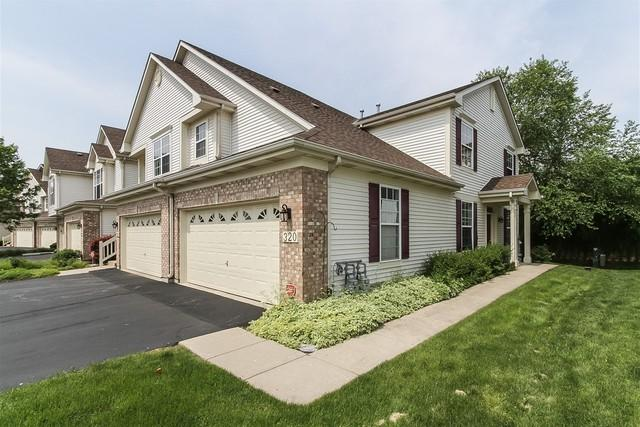 320 Lake Gillilan Way #320, Algonquin, IL 60102 (MLS #10404141) :: Property Consultants Realty