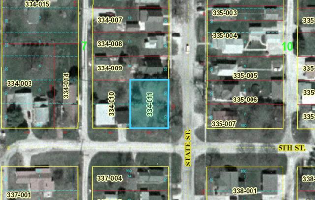 327 S State Street, Gibson City, IL 60936 (MLS #10404275) :: Ryan Dallas Real Estate
