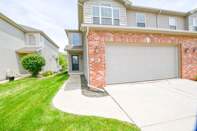 1216 Heron Drive, Normal, IL 61761 (MLS #10404601) :: The Wexler Group at Keller Williams Preferred Realty