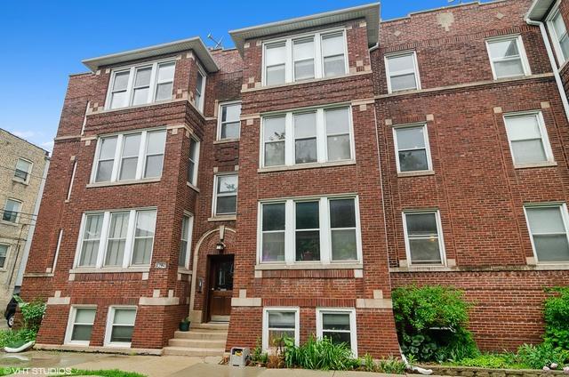 2942 W Belle Plaine Avenue 2E, Chicago, IL 60618 (MLS #10404824) :: Berkshire Hathaway HomeServices Snyder Real Estate