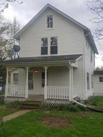 155 N Birch Street, Waterman, IL 60556 (MLS #10405202) :: Angela Walker Homes Real Estate Group