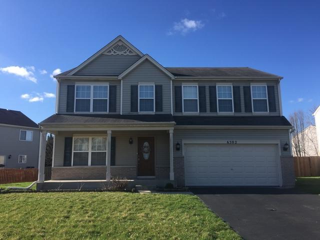 6302 Fox Ridge Drive, Plainfield, IL 60586 (MLS #10405946) :: The Dena Furlow Team - Keller Williams Realty