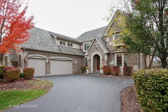 7309 Greenbridge Lane, Long Grove, IL 60060 (MLS #10406125) :: The Perotti Group | Compass Real Estate