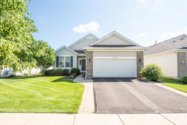 1659 Benzie Circle, Romeoville, IL 60446 (MLS #10406350) :: Angela Walker Homes Real Estate Group
