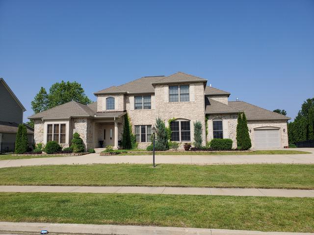 1707 Mullikin Drive, Champaign, IL 61822 (MLS #10406384) :: Ryan Dallas Real Estate