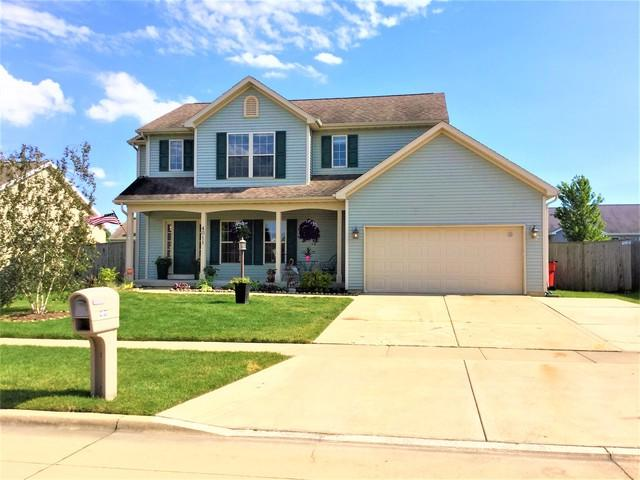 4011 Tallgrass Drive, Champaign, IL 61822 (MLS #10406863) :: The Wexler Group at Keller Williams Preferred Realty