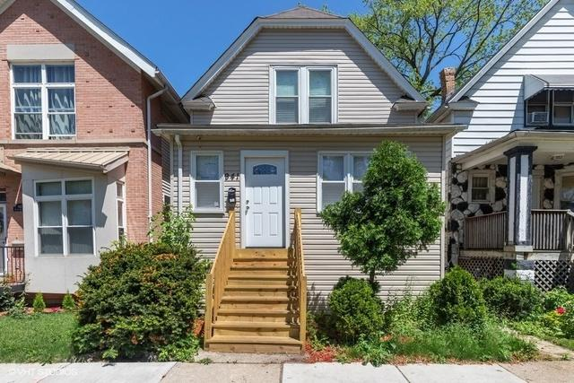 941 N Lockwood Avenue, Chicago, IL 60651 (MLS #10406891) :: John Lyons Real Estate