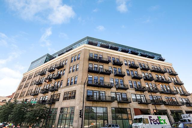 1645 W Ogden Avenue #613, Chicago, IL 60612 (MLS #10407198) :: John Lyons Real Estate