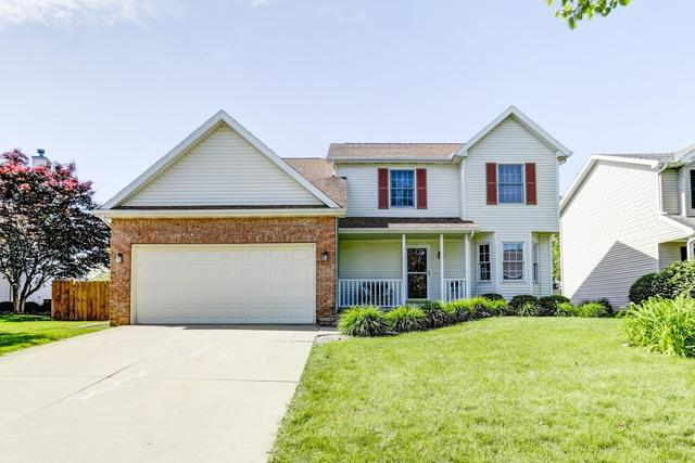 19 Prenzler Drive, Bloomington, IL 61704 (MLS #10407259) :: The Perotti Group | Compass Real Estate
