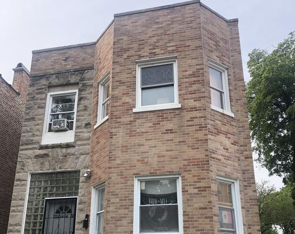 3434 W 23RD Street, Chicago, IL 60623 (MLS #10407305) :: The Perotti Group | Compass Real Estate