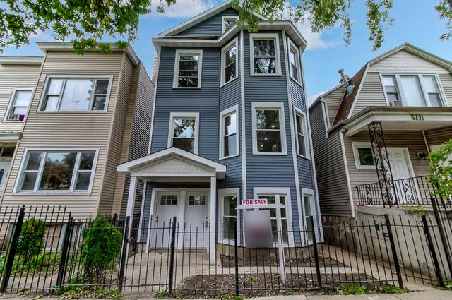 1909 N Keystone Avenue #2, Chicago, IL 60639 (MLS #10407908) :: The Perotti Group | Compass Real Estate