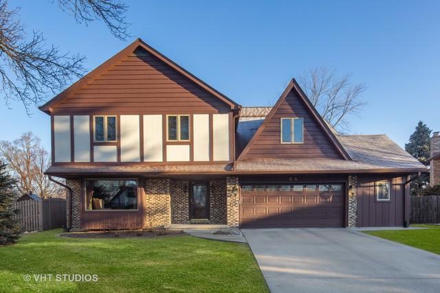 2654 Yorkshire Lane, Lisle, IL 60532 (MLS #10407945) :: Helen Oliveri Real Estate