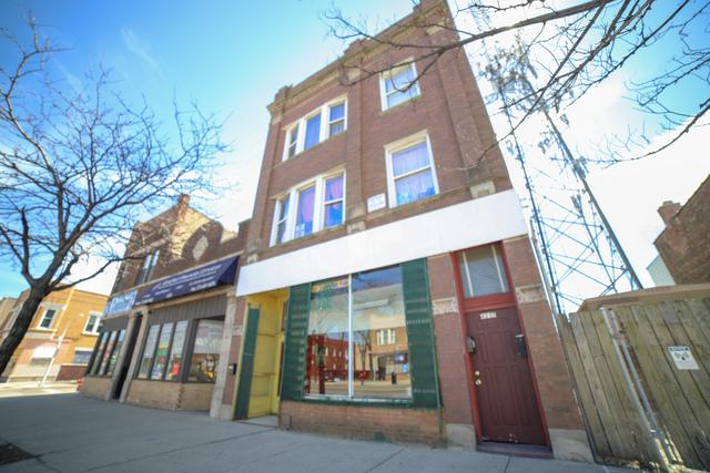 4237 Fullerton Avenue, Chicago, IL 60639 (MLS #10408159) :: The Perotti Group | Compass Real Estate