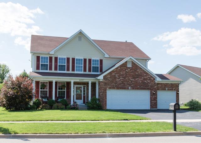 2777 Cranston Circle, Yorkville, IL 60560 (MLS #10408474) :: The Dena Furlow Team - Keller Williams Realty