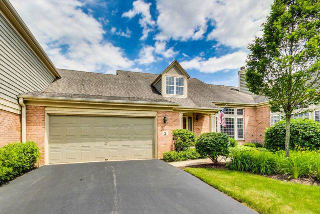 2 Gloucester Court, Lincolnshire, IL 60069 (MLS #10408718) :: The Wexler Group at Keller Williams Preferred Realty