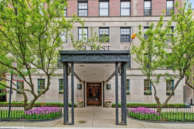 73 E Elm Street 5C, Chicago, IL 60611 (MLS #10408824) :: Property Consultants Realty