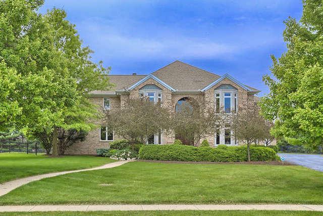 4207 Brittany Trail Drive, Champaign, IL 61822 (MLS #10408891) :: Ryan Dallas Real Estate