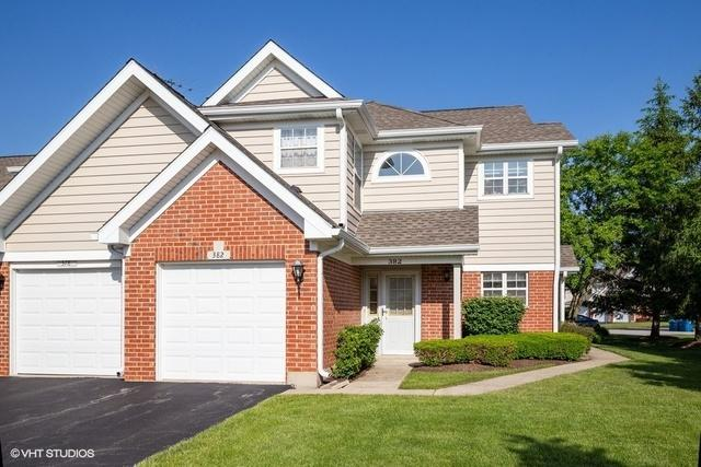 382 Winfield Court, Schaumburg, IL 60194 (MLS #10409031) :: Property Consultants Realty