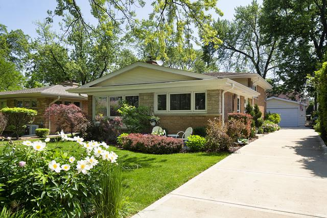 1803 S Crescent Avenue, Park Ridge, IL 60068 (MLS #10409423) :: Baz Realty Network | Keller Williams Elite