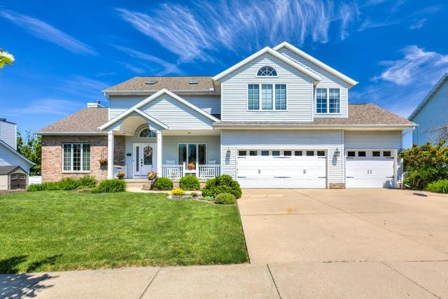 2510 Blarney Stone Lane, Bloomington, IL 61704 (MLS #10409461) :: Ryan Dallas Real Estate