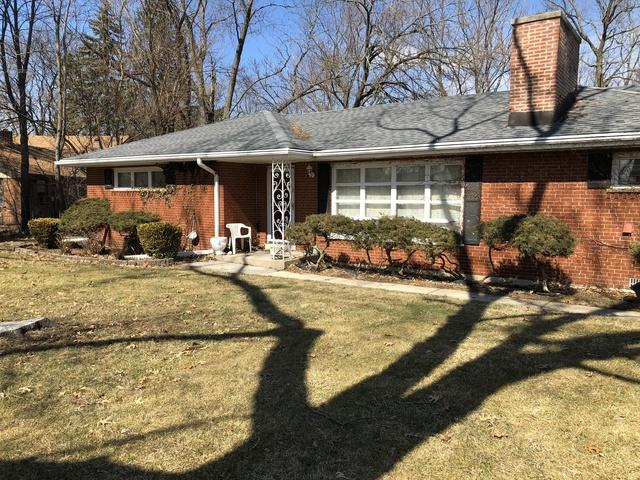805 Exmoor Road, Olympia Fields, IL 60461 (MLS #10409467) :: The Wexler Group at Keller Williams Preferred Realty