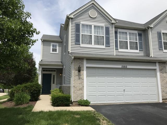 1060 Colonial Drive -, Joliet, IL 60432 (MLS #10409714) :: The Wexler Group at Keller Williams Preferred Realty
