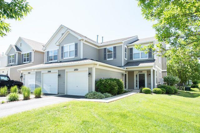 2570 Golf Ridge Circle #2570, Naperville, IL 60563 (MLS #10410174) :: Baz Realty Network | Keller Williams Elite