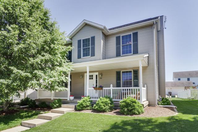 1113 Perry Lane, Normal, IL 61761 (MLS #10410332) :: Berkshire Hathaway HomeServices Snyder Real Estate