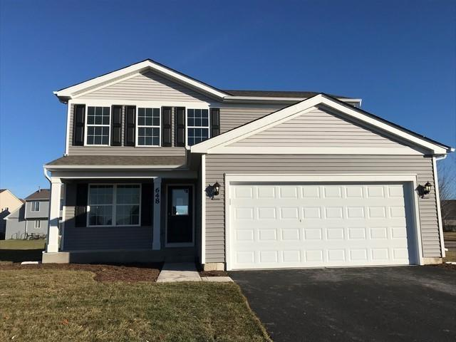 386 Thresher Street, Dekalb, IL 60115 (MLS #10410847) :: Berkshire Hathaway HomeServices Snyder Real Estate