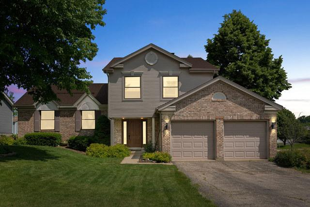 520 Eastwick Lane, Bartlett, IL 60103 (MLS #10410892) :: The Perotti Group | Compass Real Estate