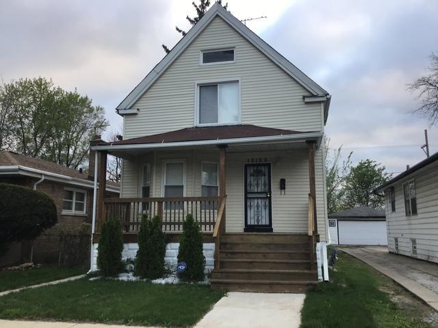 12122 S Emerald Avenue, Chicago, IL 60628 (MLS #10411015) :: John Lyons Real Estate